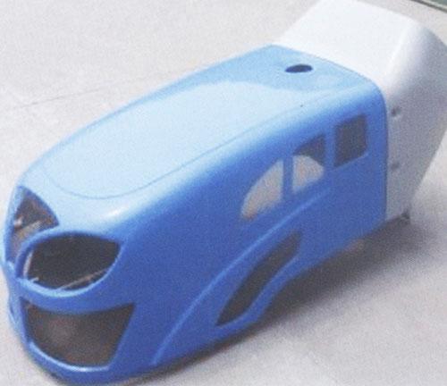 拖拉机罩壳