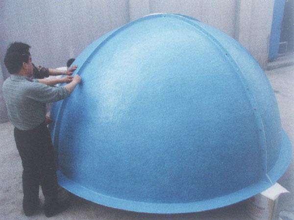 玻璃钢机械罩壳