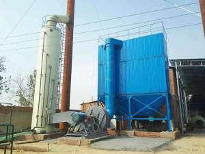 天津锅炉脱硫塔案例